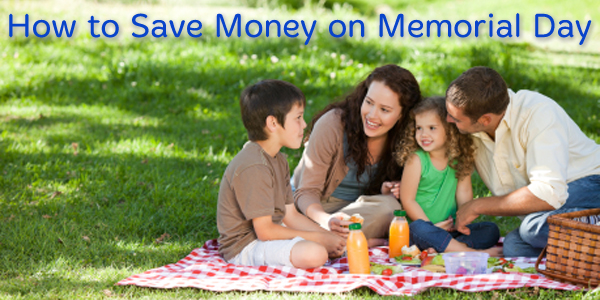 How to Save Money on Memorial Day