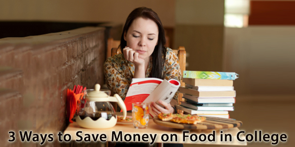 3 Ways to Save Money on Food in College