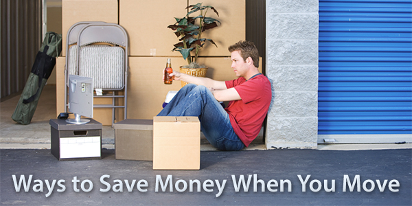 Ways to Save Money When You Move