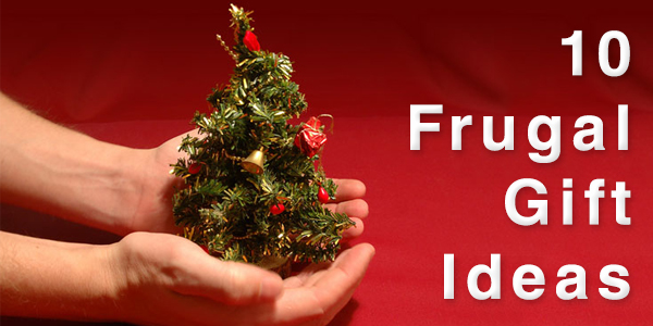 10 Frugal Christmas Gift Ideas - BillCutterz Money Saving Blog
