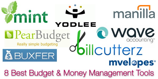 8 Best Budget &amp; Money Management Tools