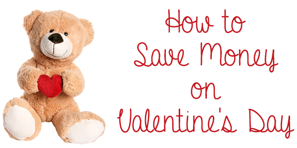 How to Save Money on Valentine's Day