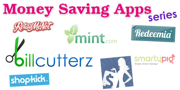 Money Saving App Series