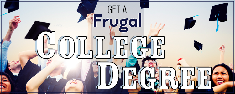 Get a Frugal College Degree