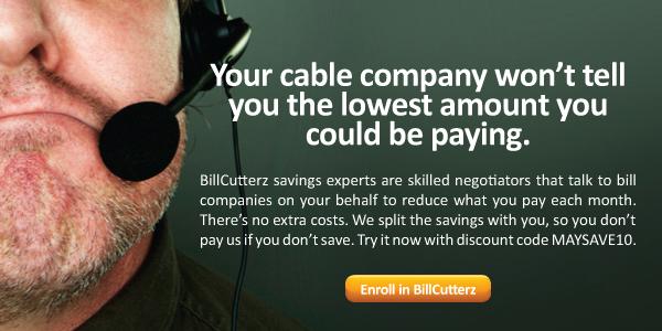 Save money on bills with BillCutterz