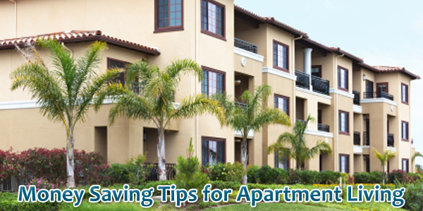 Money Saving Tips for Apartment Living