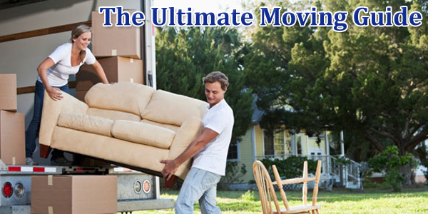 The Ultimate Moving Guide: How to Save Money During a Move