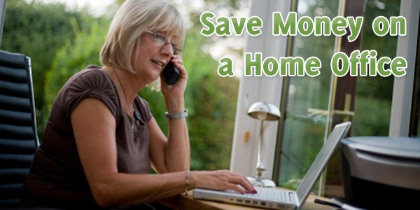 How to Save Money on a Home Office