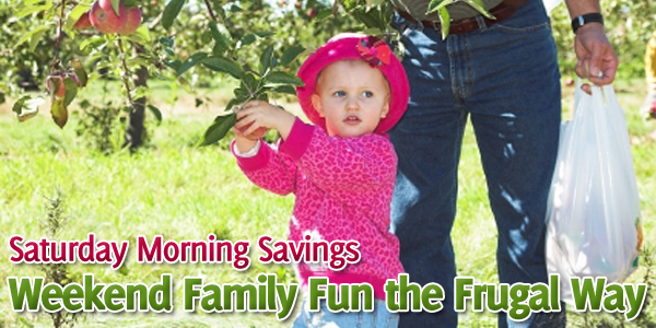 Weekend Family Fun the Frugal Way Saturday Morning Savings