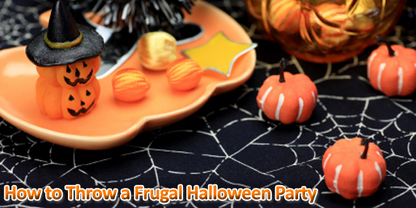 How to Throw a Frugal Halloween Party
