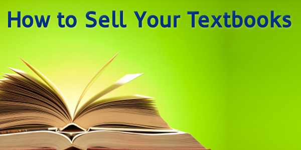 How to Sell Your Textbooks
