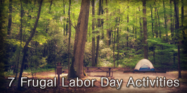 7 Frugal Labor Day Activities