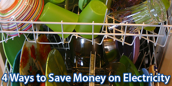 4 Ways to Save Money on Electricity