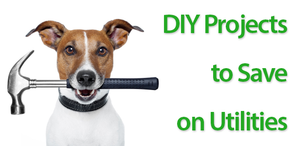 DIY Projects to Save on Utilities