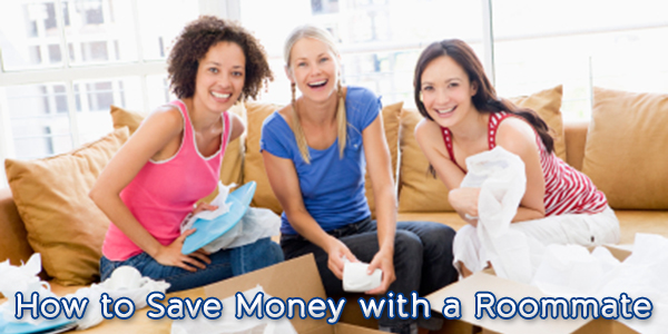 How to Save Money with a Roommate