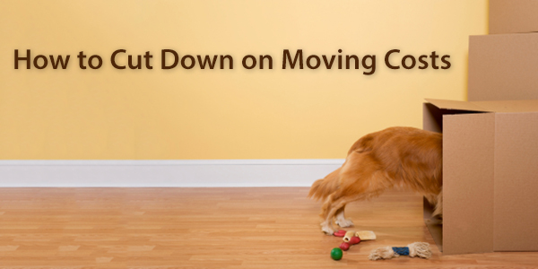 How to Cut Down on Moving Costs