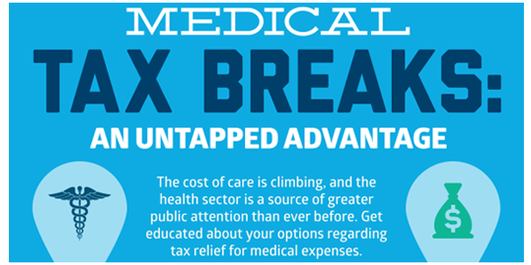 Reduce Your Medical Tax Burden the Easy Way