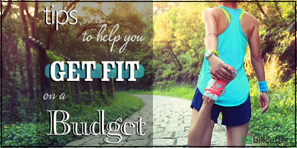 tips to help you get fit on a budget