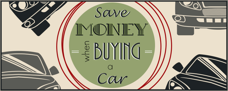 save money when buying a car