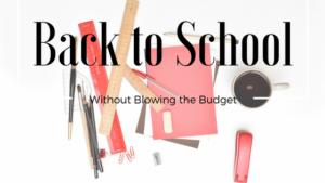 BackToSchoolTips