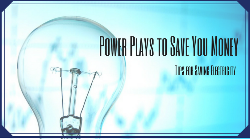 tips to save some power