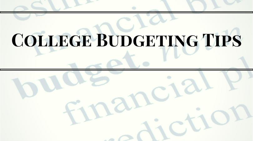 smart college budgeting tips billcutterz money saving blog