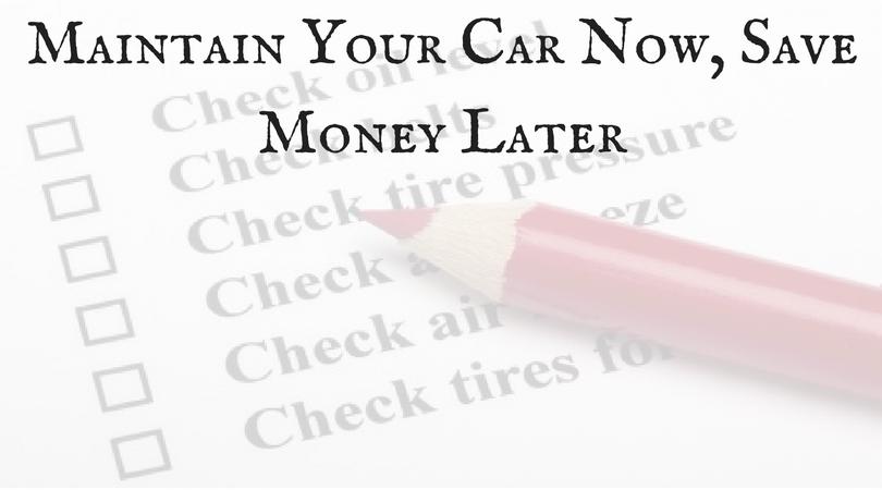 Smart Car Maintenance