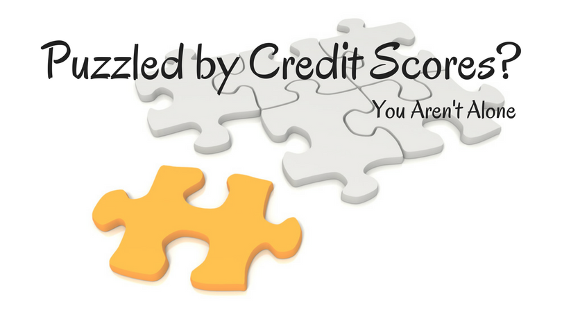 The Confusing World of Credit Scoring