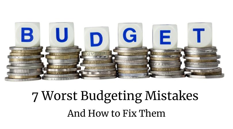 not having budget