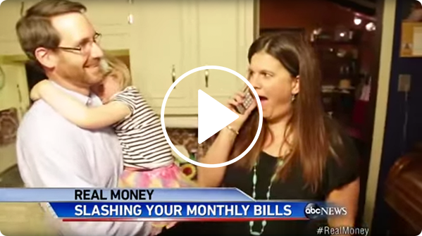 BillCutterz saved Monica and Ryan $1500 on their monthly bills
